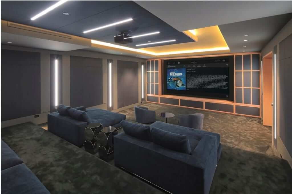 Home Theater - Home Automation