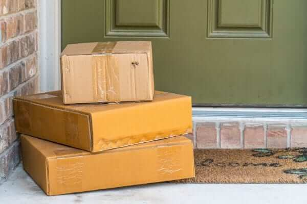 Prevent Package Theft with a Video Doorbell
